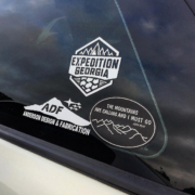 Expedition Georgia Decals Store 3