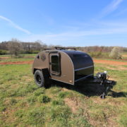 Off Road Teardrop Expedition Trailer Wide 23