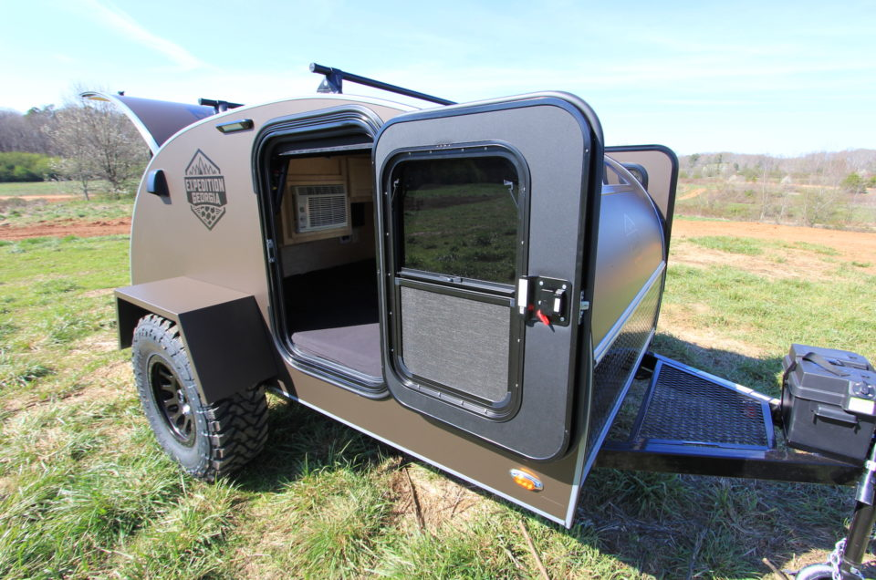 teardrop trailer rental – Expedition Georgia