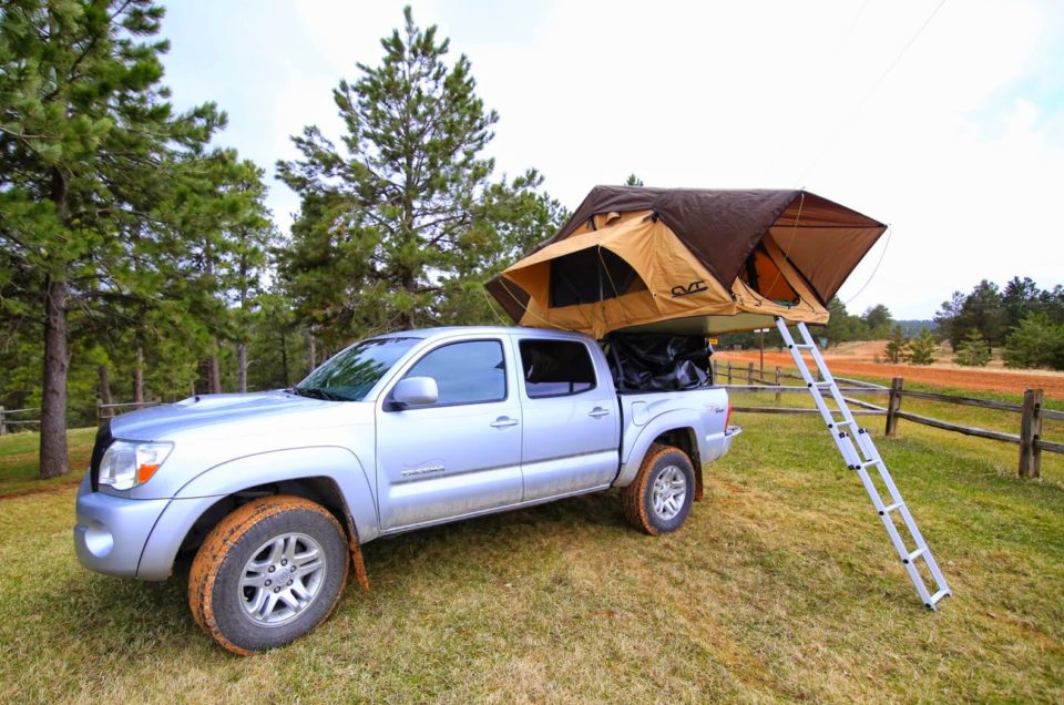 Roof Top Tents Changed The Game