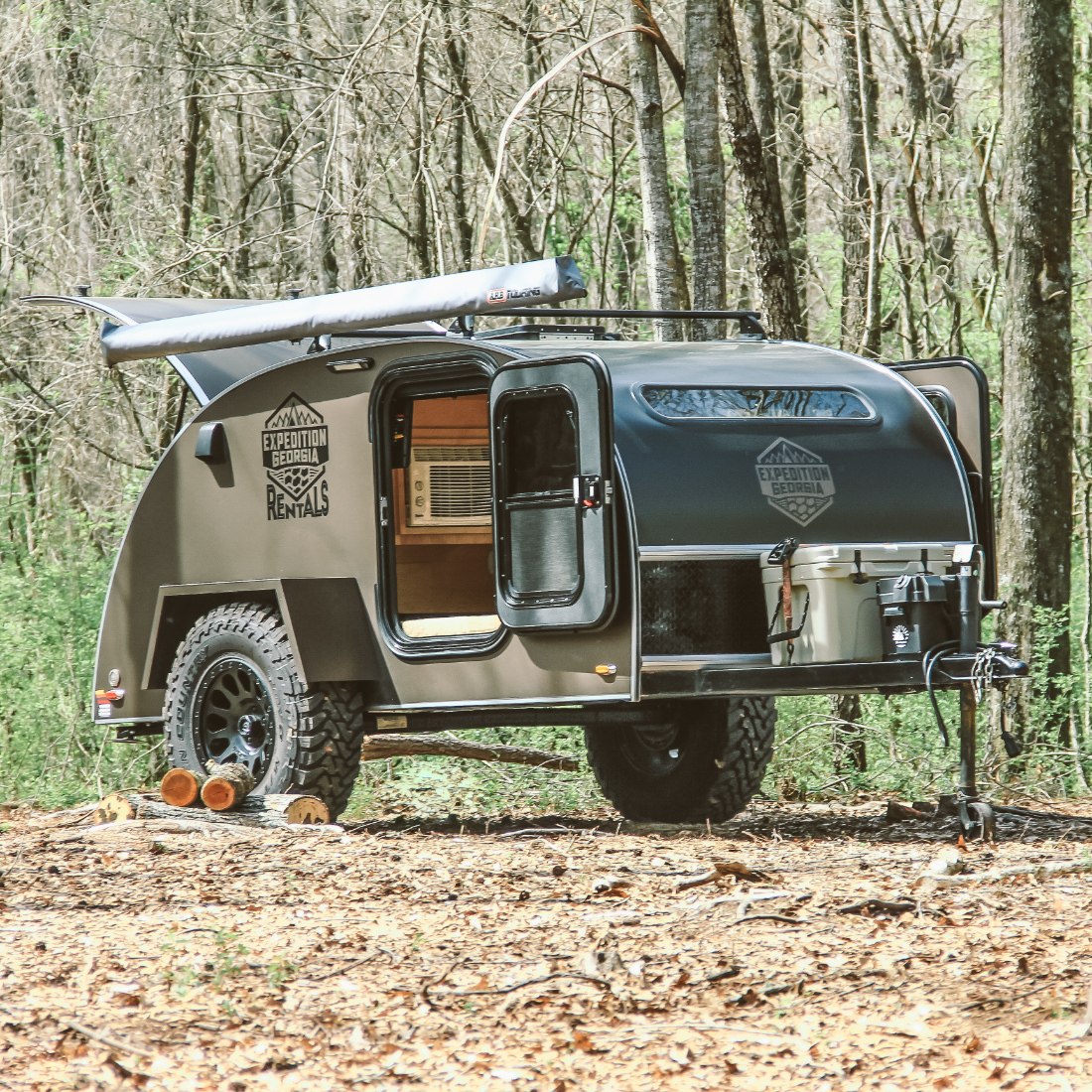 Expedition Camper