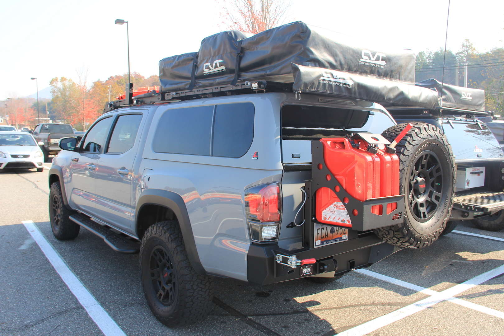 Fully Equipped 2017 Toyota Tacoma Trd Pro Expedition Georgia