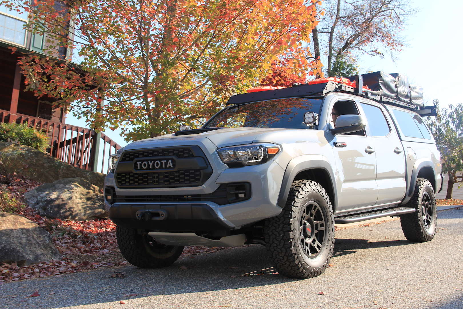 Fully Equipped 2017 Toyota Tacoma Trd Pro
