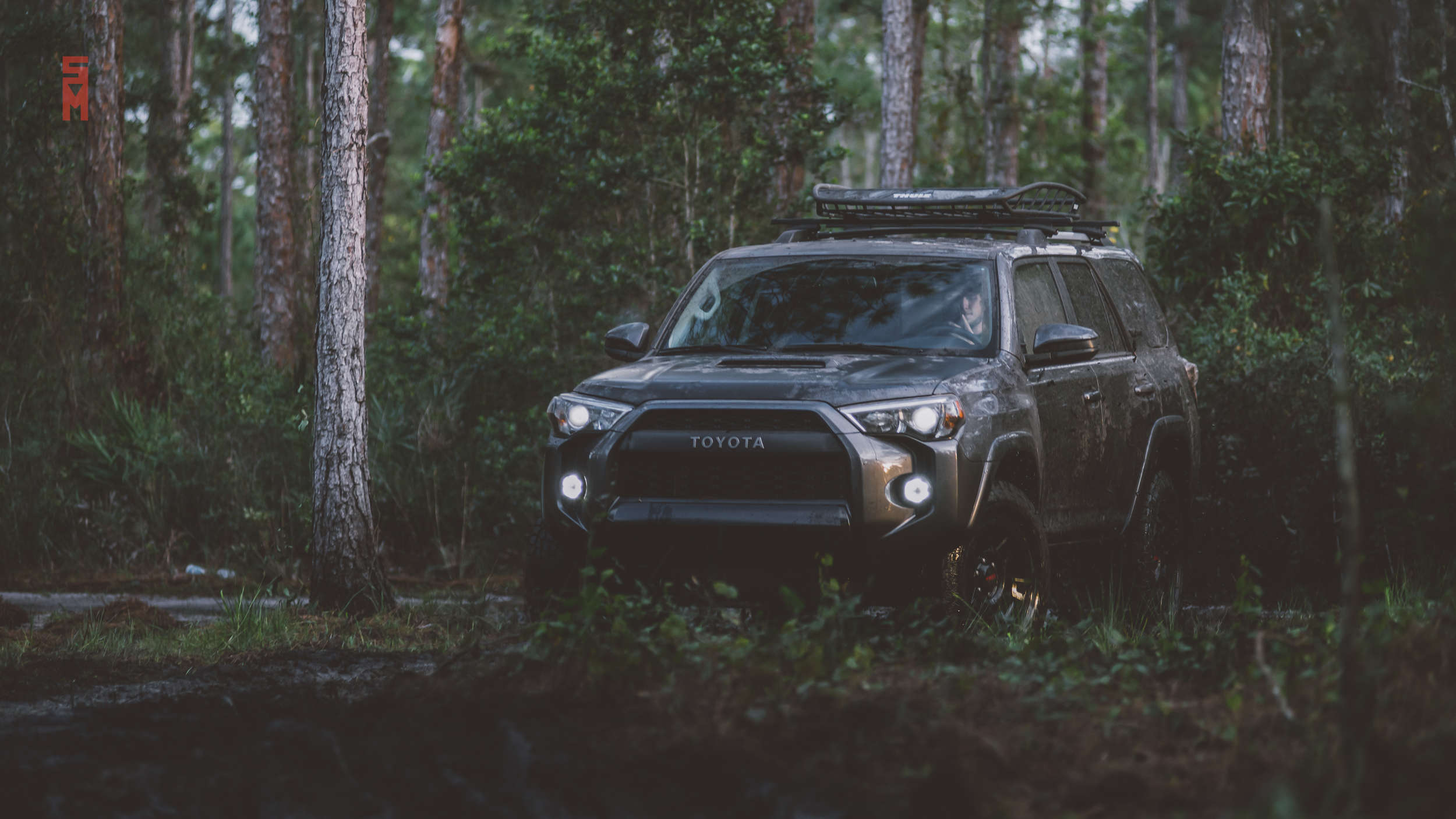 Epic Toyota 4Runner TRD Pro Video – Expedition Georgia