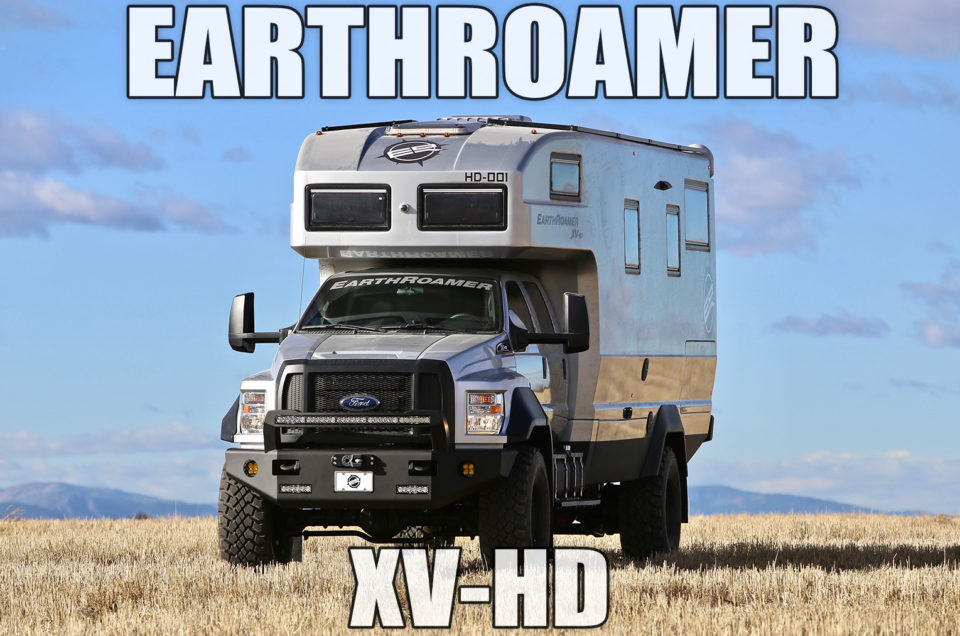 The Earthroamer XV-HD UNVEILED