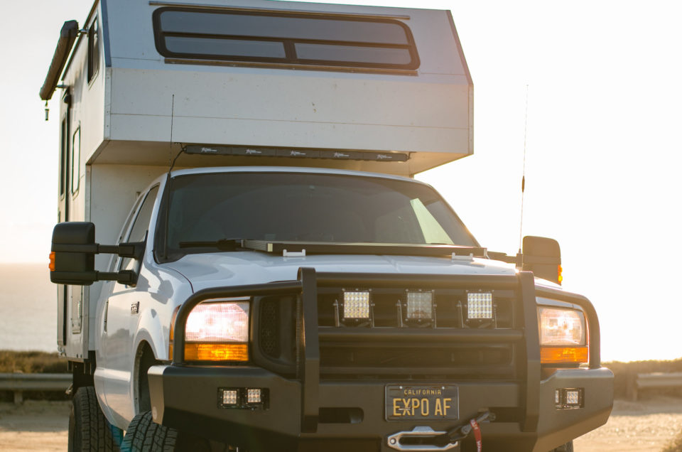 "The  Perfect Expedition Camper – ""Bruce"" The F250"