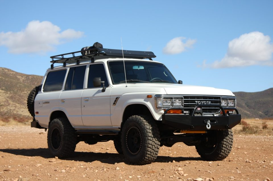 Toyota Land Cruiser – Everything You Need to Know