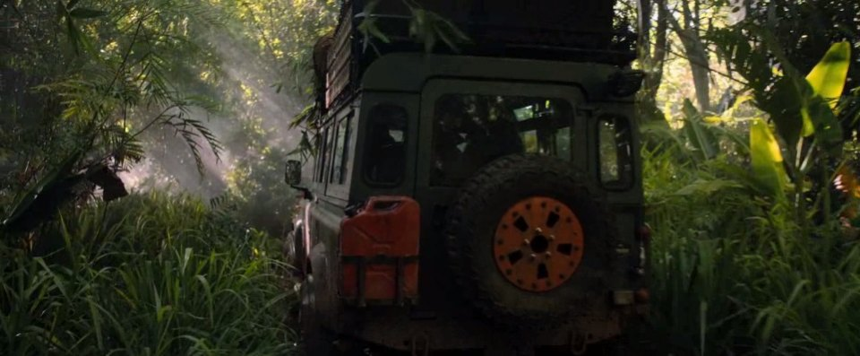 The Expedition Vehicles Of Jumanji Expedition Georgia
