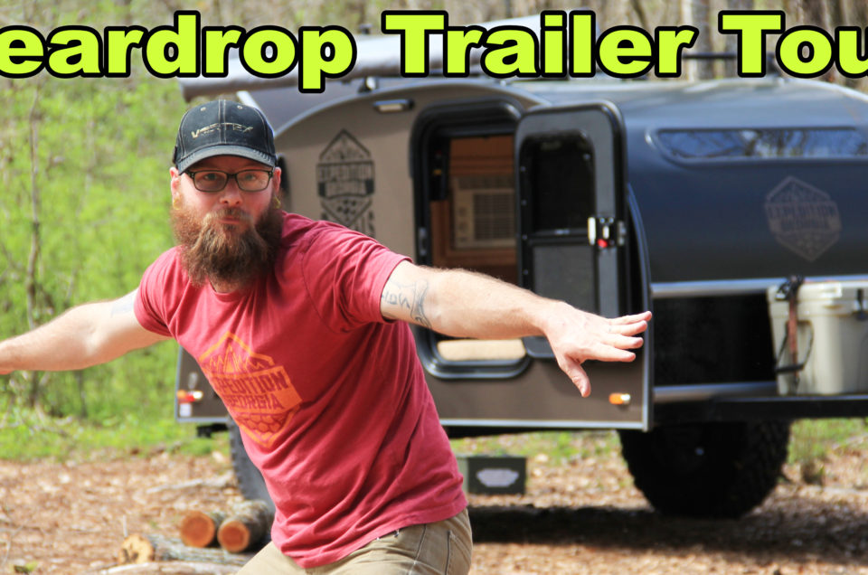 Expedition Trailer Tour – Meet Maple X!