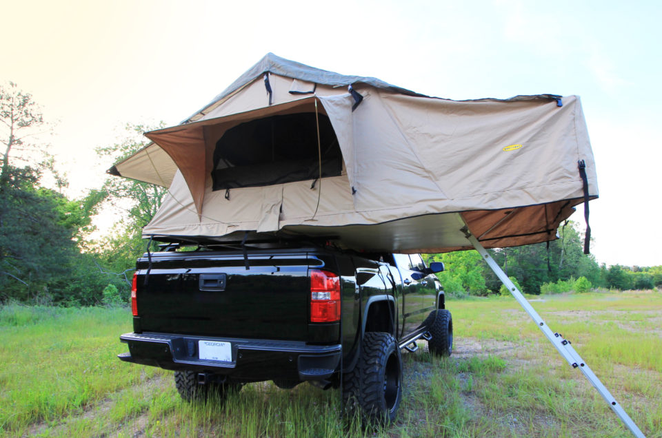 Rooftop Tent Buyers Guide 2018