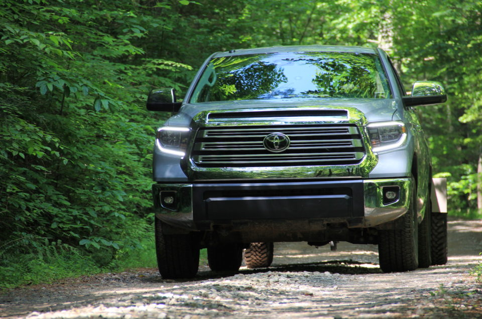 2018 Toyota Tundra Limited 4×4 TRD Off-Road: The Expedition-Worthy Workhorse