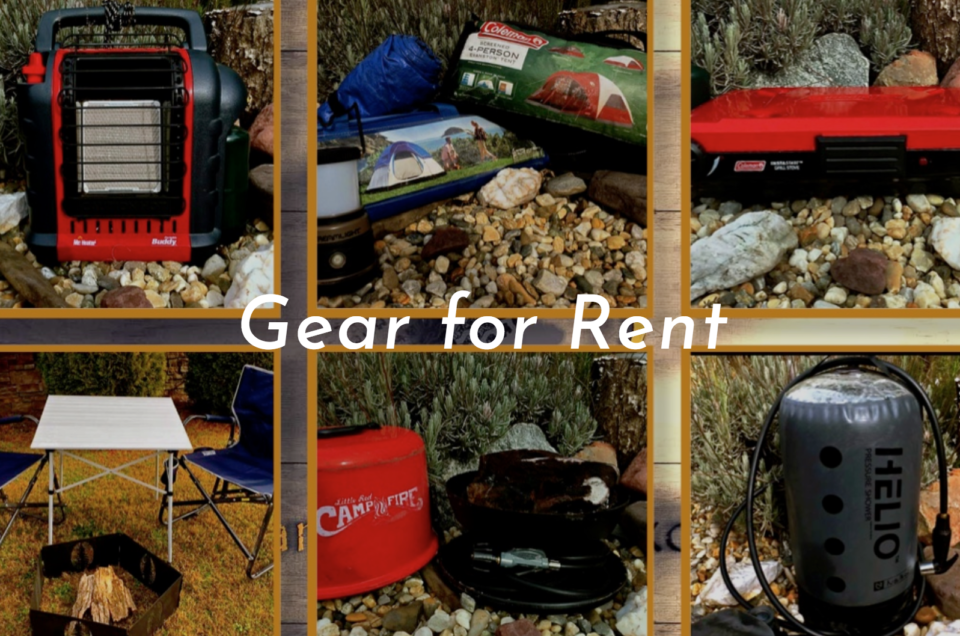 Overland Gear Exchange