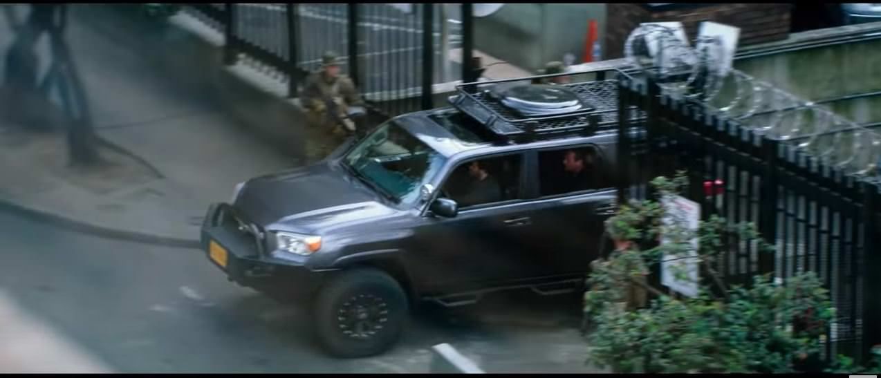 The Overland Vehicles Of Mile 22 Movie Expedition Georgia
