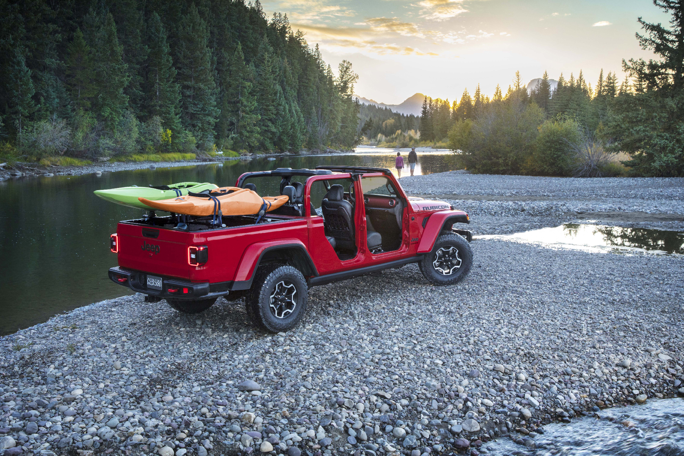 The 2020 Jeep Gladiator Off Road Truck Expedition Georgia